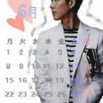 ~ほんわか~6月カレンダー(さくらさん)